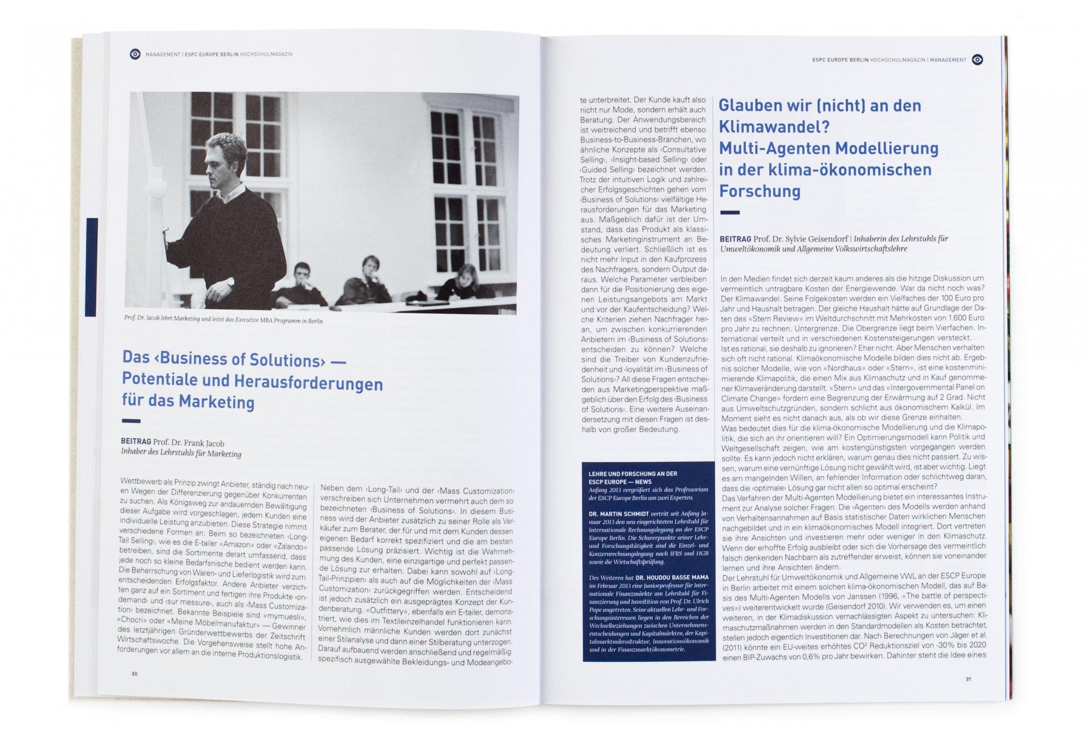 europerience magazine - mawidesign de